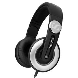 志達電子 HD205 SENNHEISER HD-205 頭戴全罩式高傳真立體耳機 宙宣公司貨