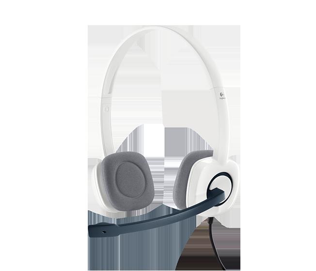 羅技Logitech 立體聲耳機麥克風 H150
