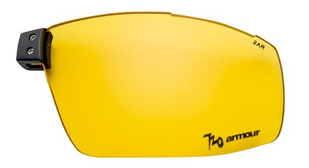 【【蘋果戶外】】720armour L339-Y77 A-trak Rock 黃片 夜行片 替換鏡片 飛磁換片 備片 寶麗來 偏光片 夜間配戴