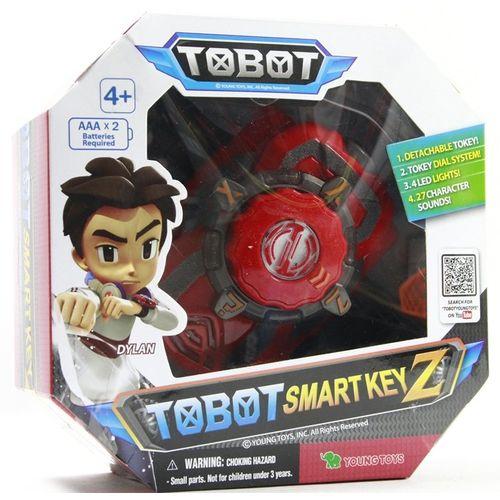★衛立兒生活館★TOBOT 機器戰士啟動鑰匙 Z