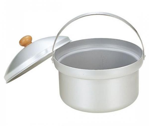 【鄉野情戶外用品店】 UNIFLAME  日本   鋁合金煮飯鍋/不失敗煮飯鍋/U660089