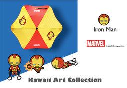 ├登山樂┤紐西蘭 BLUNT【Marvel】Kawaii 系列限量功能傘(鋼鐵人)