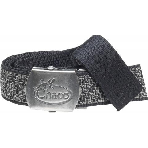├登山樂┤美國 Chaco ReversiBelt 圖騰腰帶 編織黑 # HA54
