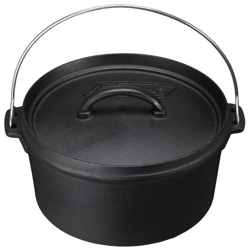 ├登山樂┤美國 Coleman SF荷蘭鍋 10吋 鑄鐵鍋 # CM-9392J