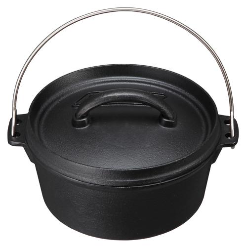 ├登山樂┤美國 Coleman SF荷蘭鍋 8吋 鑄鐵鍋 # CM-9393J