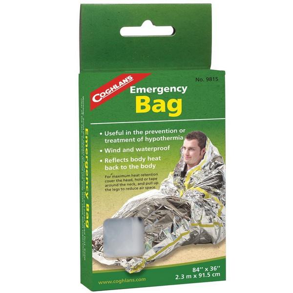 ├登山樂┤加拿大 COGHLAN'S 緊急救生袋 #9815