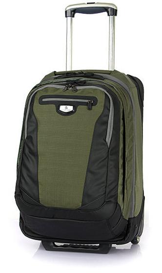 ├登山樂┤美國 EagleCreek 拉式行李箱/子母包 26L+42L(綠) # EC20283043