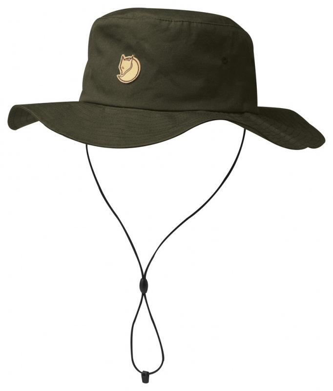 ├登山樂┤瑞典Fjallraven Hatfield Hat G1000 遮陽帽 # 79258-030 深灰