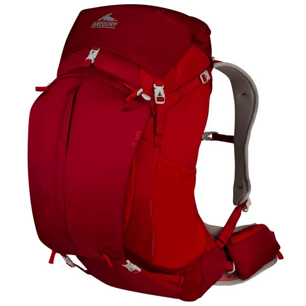 ├登山樂┤美國GREGORY Z40 專業登山背包/中背包40升 黑、紅(69折大特價)
