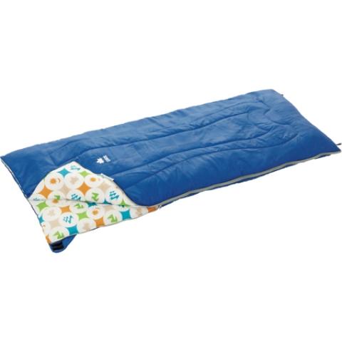 ├登山樂┤日本LOGOS 丸洗寢袋2度C藍 化纖睡袋 # 72600420