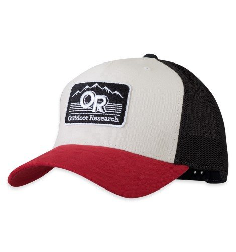 ├登山樂┤美國 Outdoor Research  OR鴉嘴帽 ADVOCATE CAP 紅/黑、黑、綠 # 82523