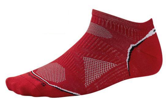 ├登山樂┤美國 Smartwool 男-PhD® Run Ultra Light Micro Sock 美麗諾羊毛 無筒輕薄羊毛跑步襪 # SW061