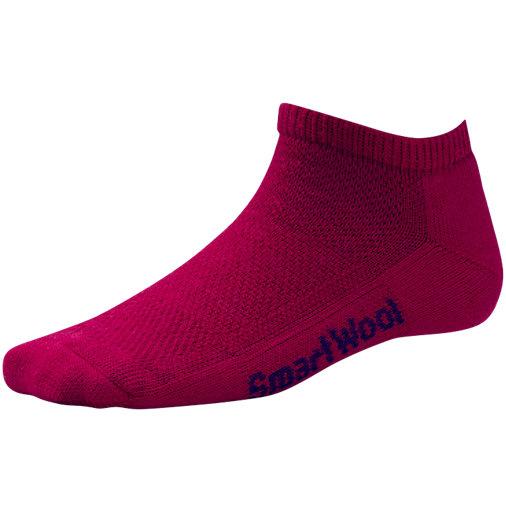 ├登山樂┤美國 Smartwool 女- HIKE ULTRA LIGHT MICRO SOCKS 美麗諾羊毛 輕薄無筒登山襪-紅、灰、紫# SW454