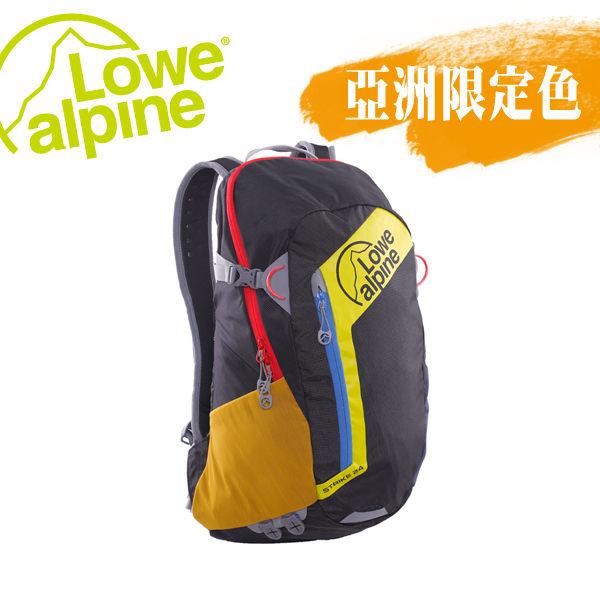 ├登山樂┤LA STRIKE 24 亞洲限定色 黑/檸檬綠