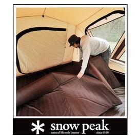 ├登山樂┤日本Snow Peak 圓弧別墅帳-帳內泡棉墊-pro Tortue Pro. Proinner mat # TM-770
