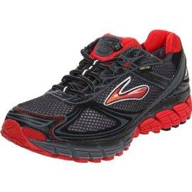 ├登山樂┤美國BROOKS Ghost GTX Ghost GTX 男款防水透氣專業避震路跑鞋 #1101251D601紅黑