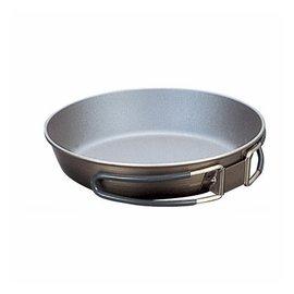 ├登山樂┤日本 Evernew Titanium Non-Stick Frying Pan 20 # ECA443 鈦合金不沾煎盤(直徑20.3公分)