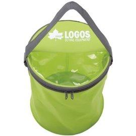 ├登山樂┤日本LOGOS FD 大嘴口軟水桶7.5L#88230160