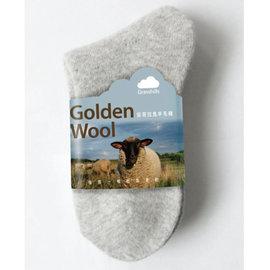 ├登山樂┤MIT 綠紅 Golden Wool 安哥拉兔羊毛襪