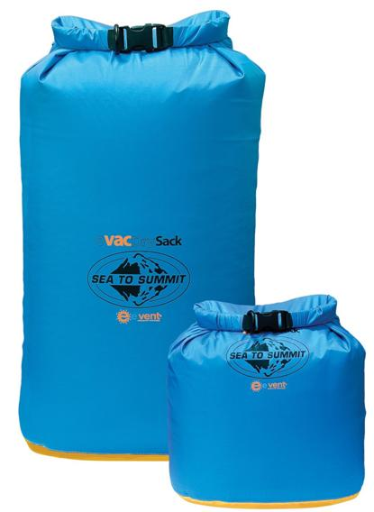 ├登山樂┤澳洲 Sea To Summit eVAC Dry Sacks 防水透氣捲頂睡袋壓縮袋 XL  35公升(藍) # AEDS35