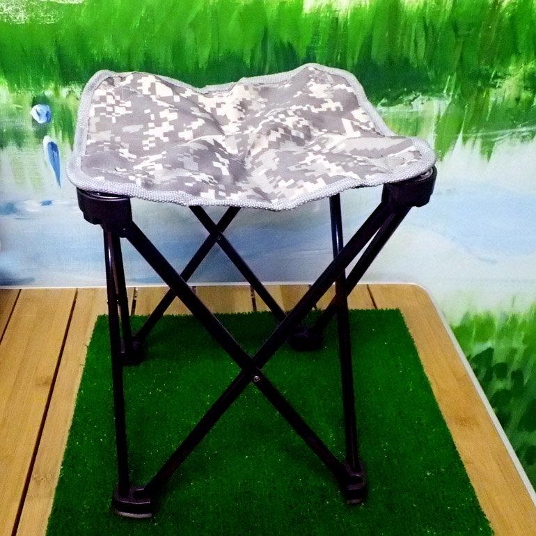 ├登山樂┤ULTRALIGHT 迷彩 極輕鋁合金折疊椅 迷你摺疊椅