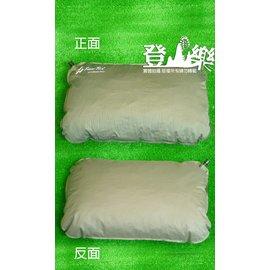 ├登山樂┤台灣製 Foam-Tex 超輕量自動充氣枕頭(顏色每批不同 隨機出貨)