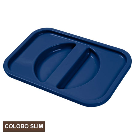 COLOBO SLIM收納盒盒蓋 NV 深藍