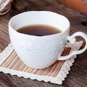 美麗大街【BF504E14】歐式純棉編織正方形隔熱杯墊 (11*11cm)