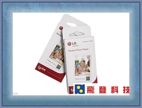 【LG PD239專用相印紙】LG Pocket Photo PD239 相紙 PS2203 口袋相印機 專用相片紙 兩盒共60張 適用PD239 PD233 PD221
