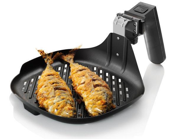 PHILIPS 飛利浦 健康氣炸鍋專用煎烤盤 HD9910 -適用於HD9220&HD9230