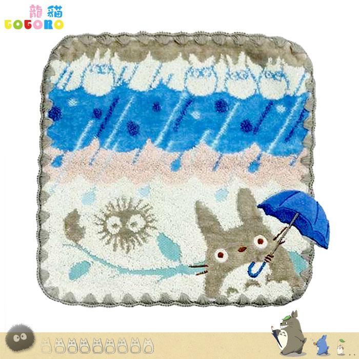 大田倉 日本進口正版 TOTORO 龍貓毛巾 浴巾 毛巾 盥洗小物 龍貓 宮崎駿 吉卜力 雨傘 572698