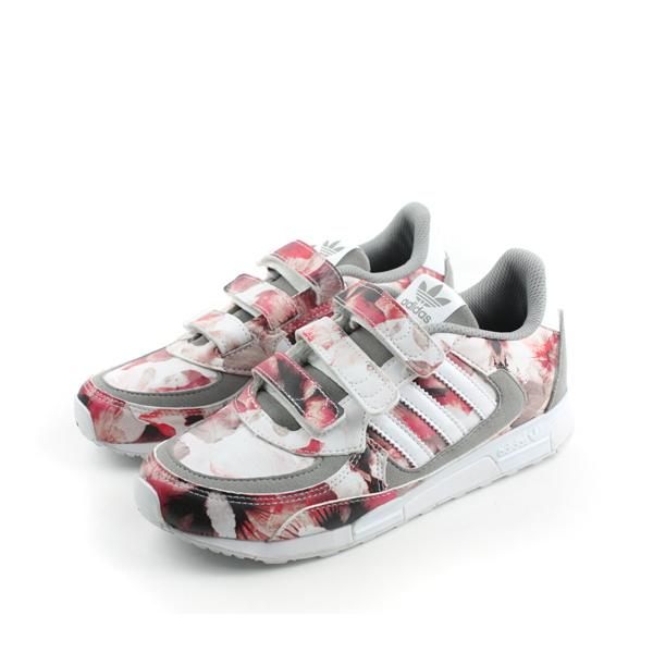 adidas zx850 CF 休閒鞋 白 大童 no142