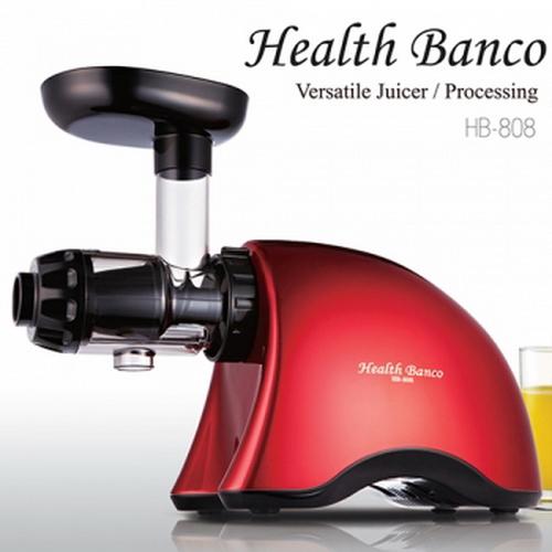 【Health Banco】健康寶貝慢磨料理機 HB-808