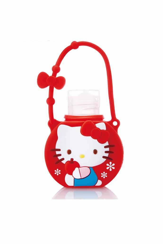 【三麗鷗】立體凱蒂貓 Hello Kitty 乾洗手凝露-香水邂逅香味 30ml