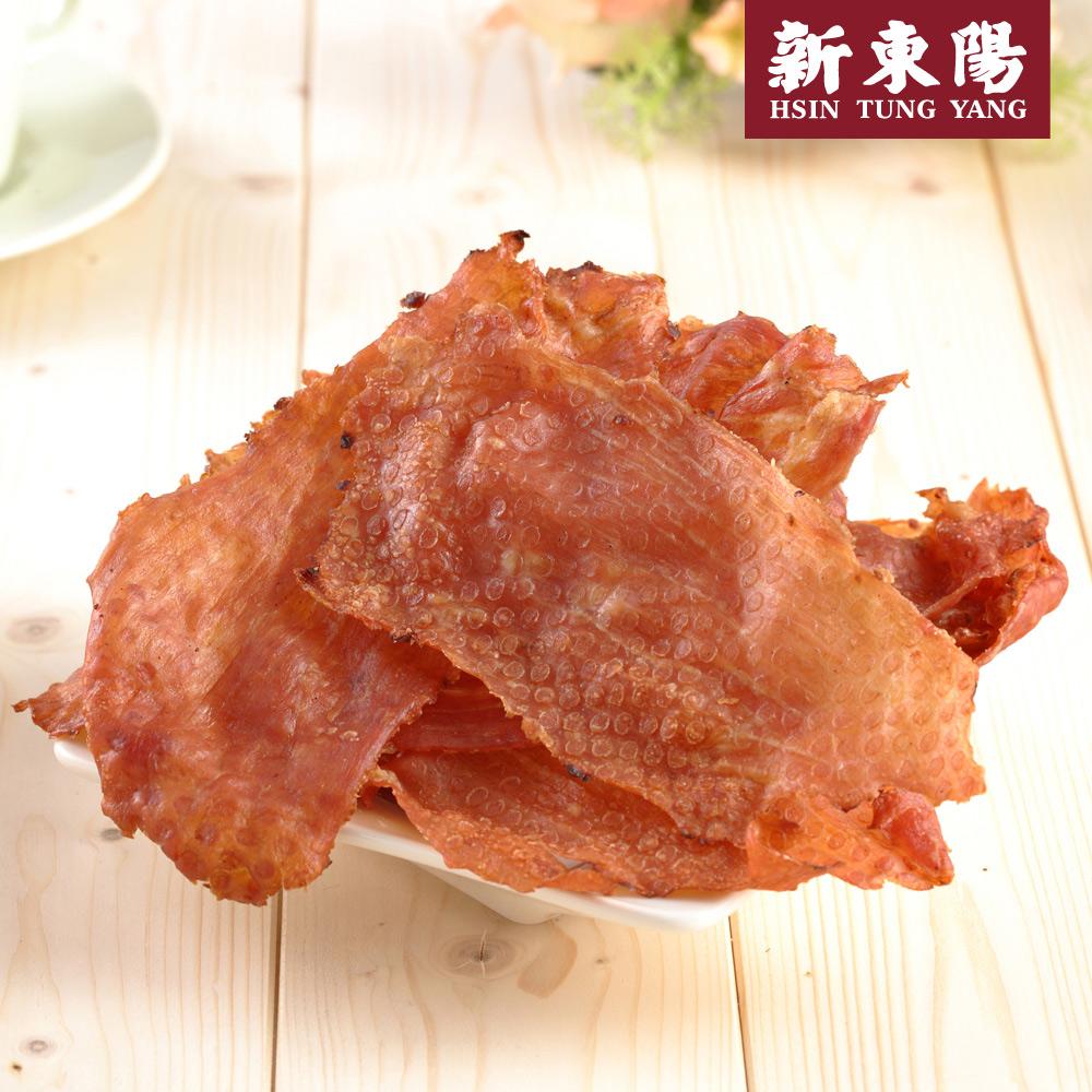 【新東陽】蒜味薄片豬肉乾50g