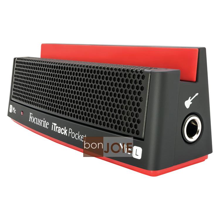 ::bonJOIE:: 美國進口 Focusrite iTrack Pocket 錄音介面 (盒裝) iPhone Video and Audio Recording Dock 支援 iPhone5,5c,5s,6,6 Plus