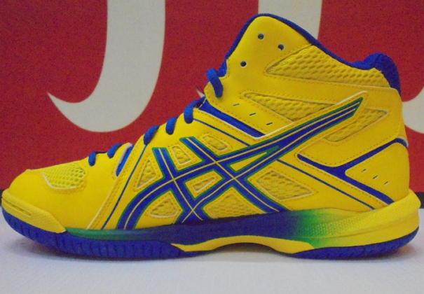 [陽光樂活] ASICS  亞瑟士 INDOOR 排球鞋 羽球鞋  男款 GEL-TASK MT B506J-0442