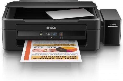 【歲末促銷*贈墨水+A4影印紙】EPSON L220 三合一彩色連續供墨印表機。L120/L310/L360/L365/L455/L565/L655/L805/L1300/L1800