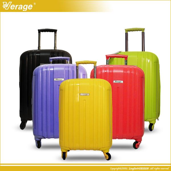 【Verage】28吋超輕量耐撞TSA海關鎖PP旅行箱