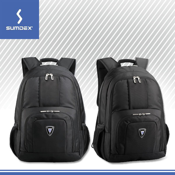 【SUMDEX】先鋒-全速系列 17吋 光輝後背電腦包/電腦背包 PON-377