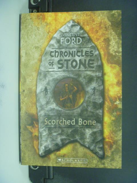 【書寶二手書T6/原文小說_GNG】Scorched Bone_Vincent Ford