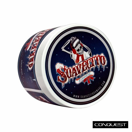 Suavecito Original Hold Winter Pomade 季節限定款 經典款 水洗式髮油 檀木香味 油頭 Reuzel