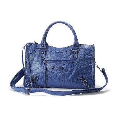 (預購)高質感時尚韓國流蘇機車包 手提包 單肩包 側背包超多顏色~(大尺寸)