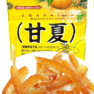 *即期促銷價*日本進口 甘夏蜂蜜橘子皮絲/果乾 [JP481]