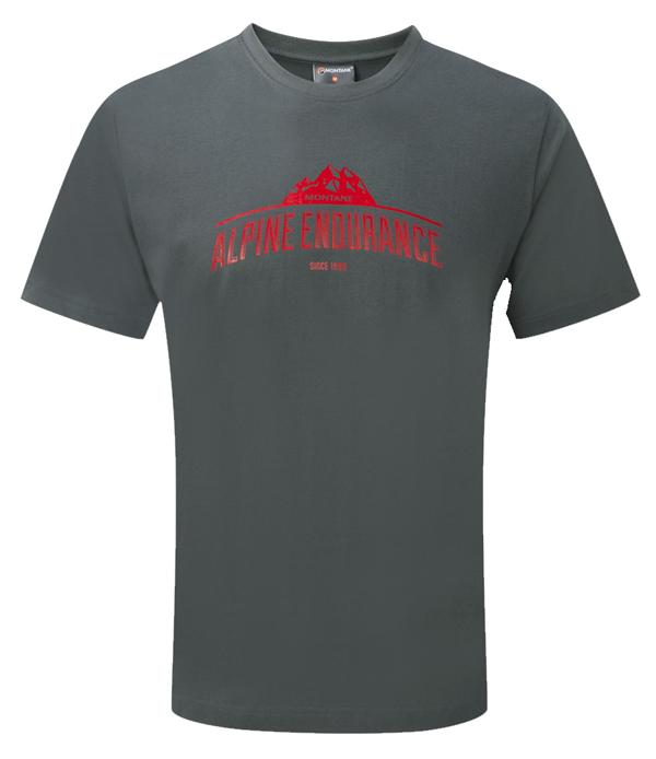 【鄉野情戶外專業】 Montane  英國   ALPINE ENDURANCE TEE 棉T恤 男款/MAETS