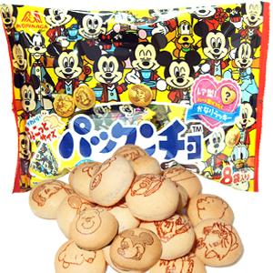 日本森永 迪士尼巧克力餅乾球