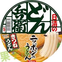 日清兵衛 油豆腐 烏龍麵[JP089]