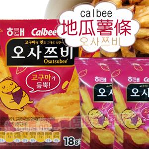 韓國海太 calbee 地瓜薯條 [KR145]