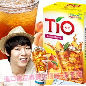 韓國TIO ICE TEA 水蜜桃茶[KR030]