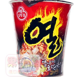 韓國不倒翁 杯麵 泡麵 辛辣湯麵[KR032]